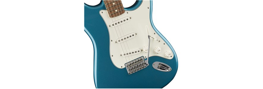 Standard Stratocaster® - Lake Placid Blue