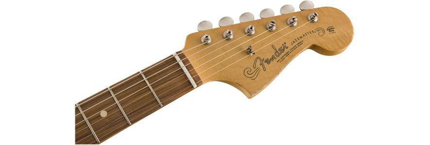Road Worn® '60s Jazzmaster® - 3-Color Sunburst