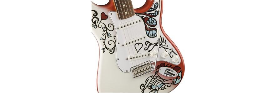 Jimi Hendrix Monterey Stratocaster® -