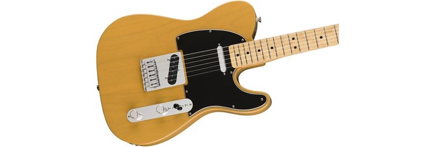 Standard Telecaster® - Butterscotch Blonde