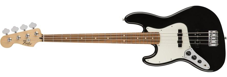 Standard Jazz Bass® Left-Hand - Black