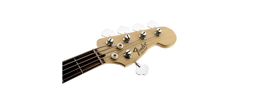 Standard Jazz Bass® V - Black
