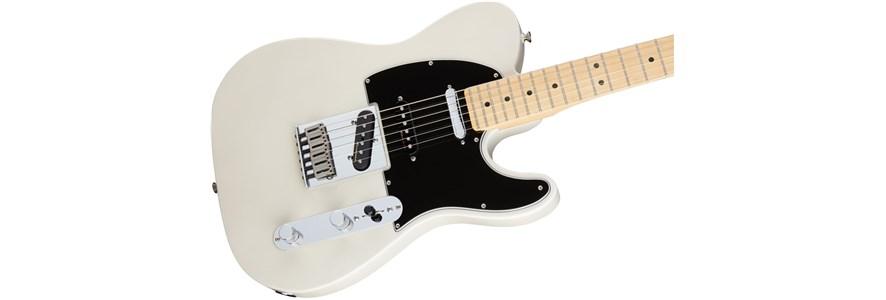Deluxe Nashville Tele® - White Blonde