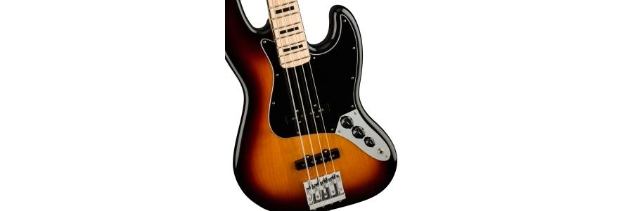 Geddy Lee Jazz Bass® - 3-Color Sunburst