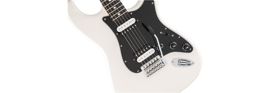 Standard Stratocaster® HH - Olympic White