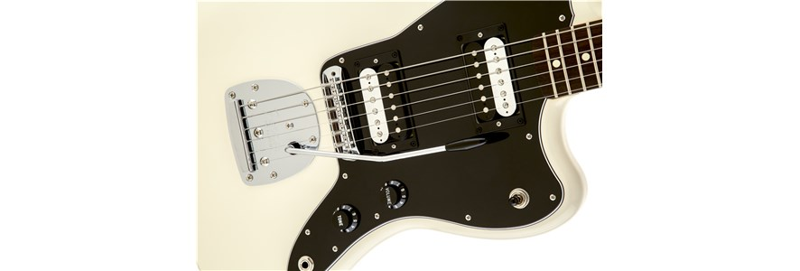 Standard Jazzmaster® HH - Olympic White