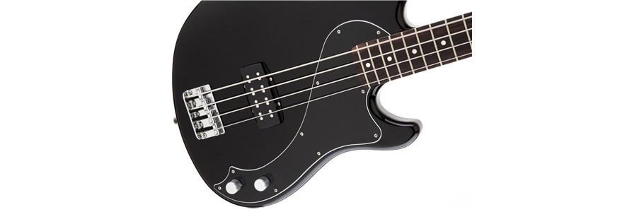 Standard Dimension™ Bass IV - Black