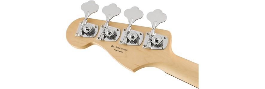 Standard Jaguar® Bass - Olympic White