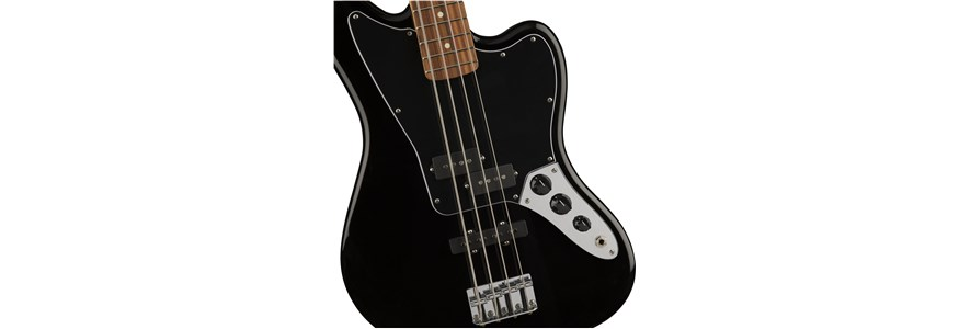 Standard Jaguar® Bass - Black