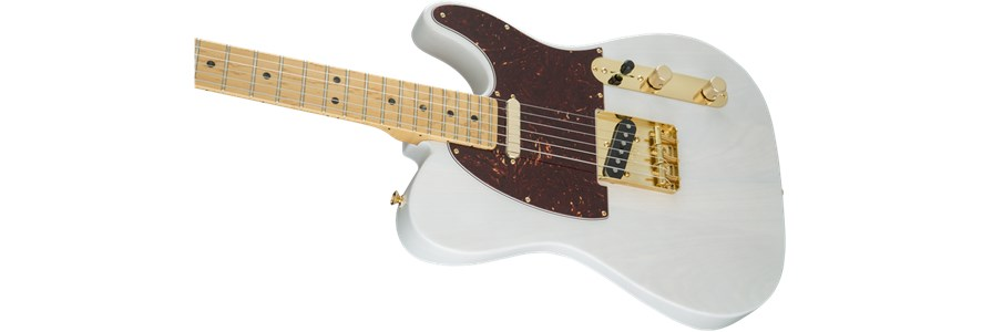 2016 Limited Edition Select Light Ash Telecaster® -