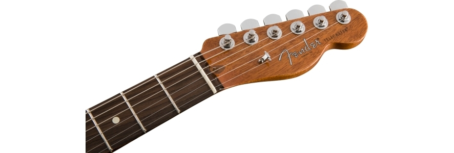 2017 Limited Edition American Professional Mahogany Tele® Deluxe Shawbucker® -