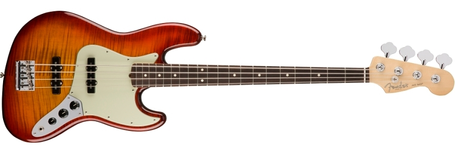 2017 Limited Edition American Professional Jazz Bass® FMT -