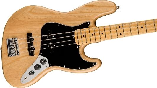 American Professional Jazz Bass® - Natural