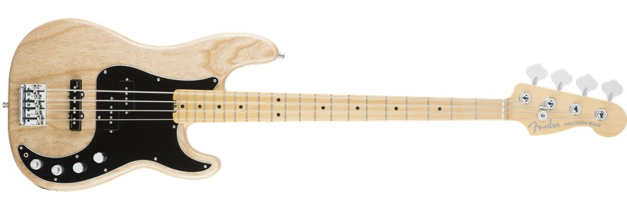 American Elite Precision Bass® - Natural