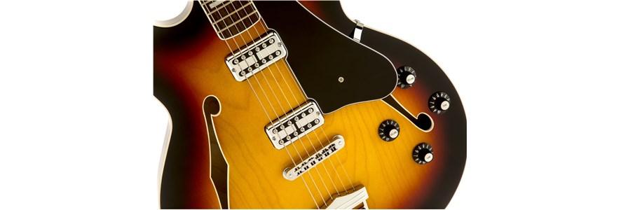 Coronado Guitar - 3-Color Sunburst