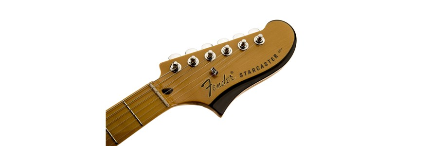 Starcaster® Guitar - Black