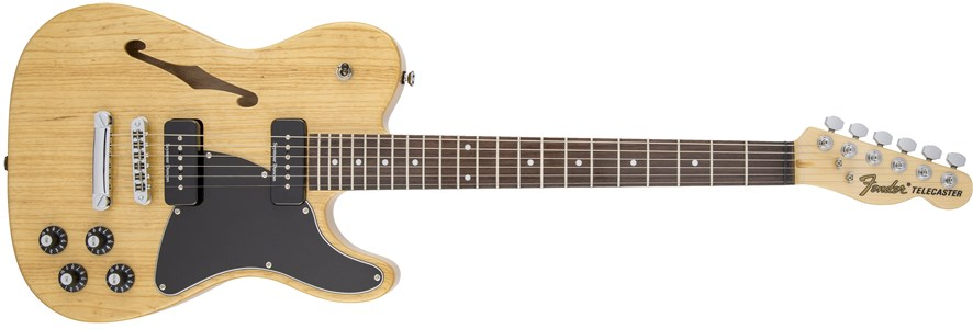 Jim Adkins JA-90 Telecaster® Thinline - Natural