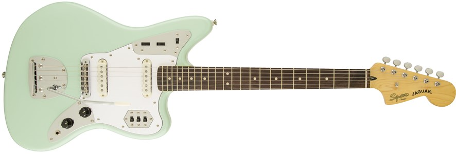 Vintage Modified Jaguar® - Surf Green