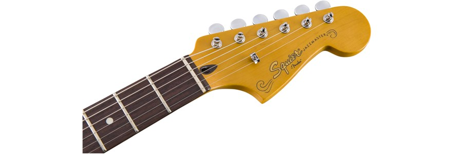 Squier® Deluxe Jazzmaster® ST -