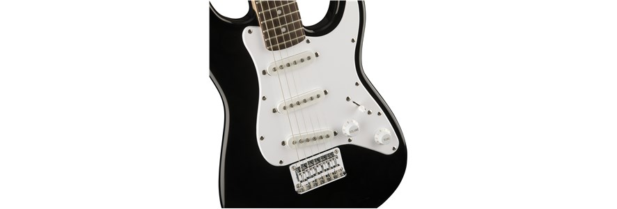 Mini Strat® v2 - Black