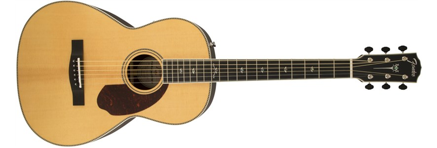 PM-2 Deluxe Parlor, Natural -