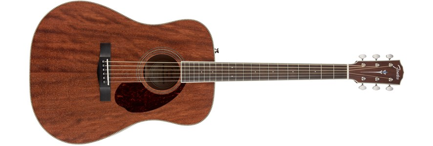 PM-1 Standard Dreadnought All-Mahogany NE -