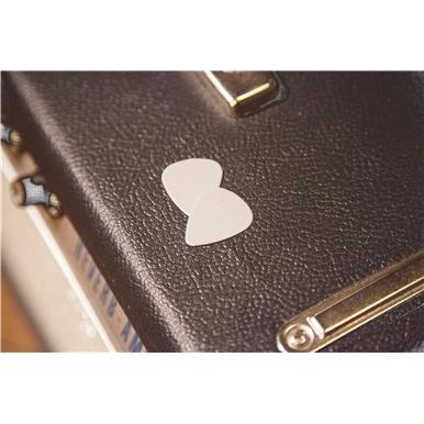 Fender® Nylon Picks - 12 Pack - White