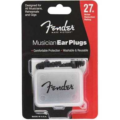 Musician Series Black Ear Plugs -