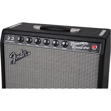 '65 Princeton® Reverb - Black and Silver