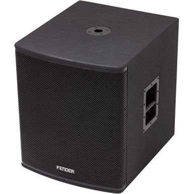 "Fortis™ F-18SUB 18"" Powered Subwoofer - Black"