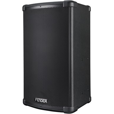 "Fighter 12"" 2-Way Powered Speaker - Black"