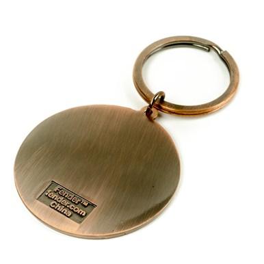 Fender® Old West Keychain -