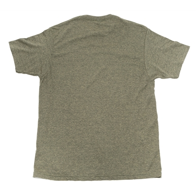 Fender® Distressed Logo Premium T-Shirt - Olive Heather