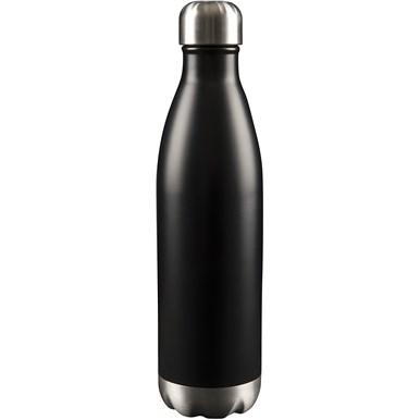 Fender® Stainless Water Bottle - Black