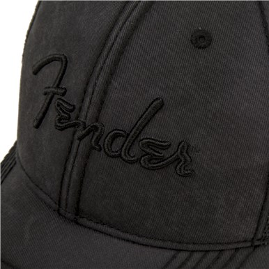 Fender® Blackout Trucker Cap -