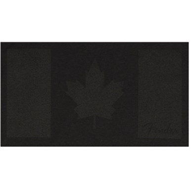 Fender® Canadian Flag Blackout T-Shirt - Black