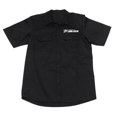 Fender® David Lozeau Mechanico Work Shirt - Black