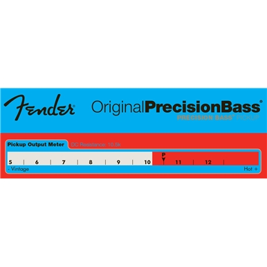 Fender Original Precision Bass® Pickups -