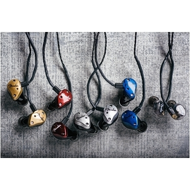Fender® FXA2 Pro In-Ear Monitors - Blue