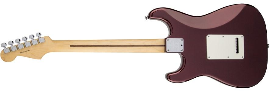 American Standard Stratocaster® - Bordeaux Metallic