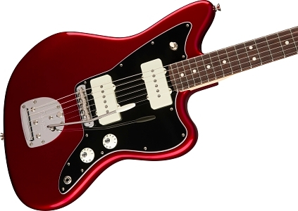 American Professional Jazzmaster® - Candy Apple Red