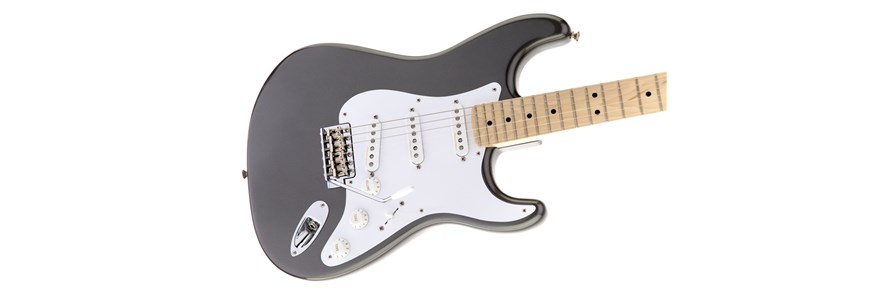 Eric Clapton Stratocaster® Pewter