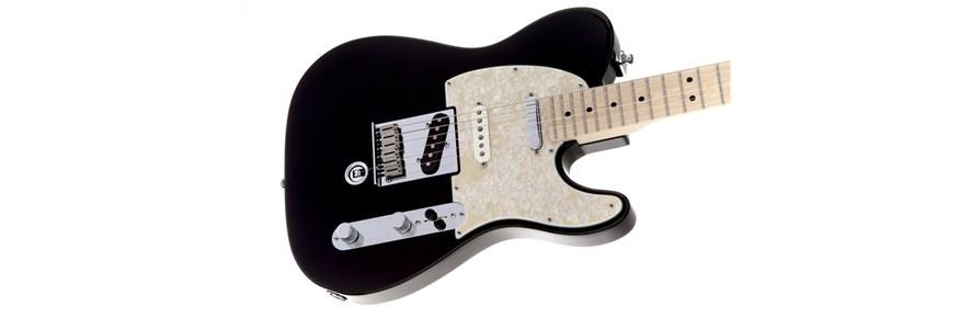 American Nashville B-Bender Telecaster® in Black