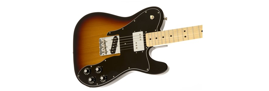 Classic Series '72 Telecaster® Custom - 3-Color Sunburst