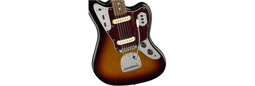 Classic Player Jaguar® Special - 3-Color Sunburst