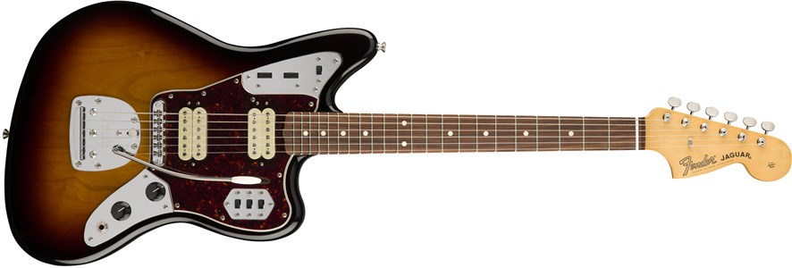 Classic Player Jaguar® Special HH - 3-Color Sunburst