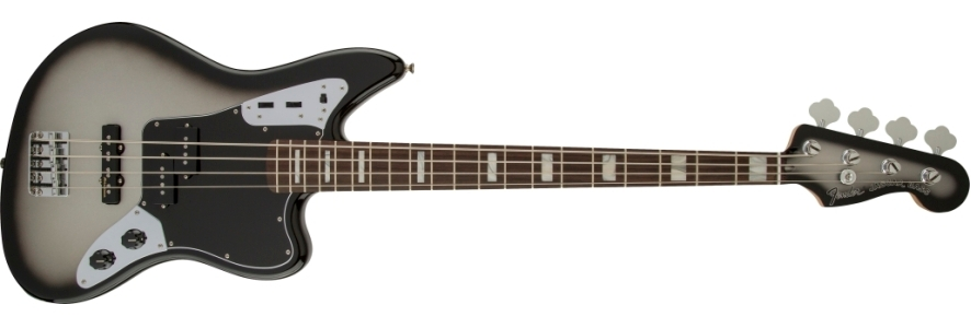 Troy Sanders Jaguar® Bass -