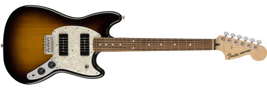 Mustang® 90 - 2-Color Sunburst