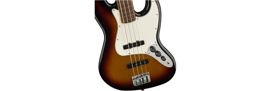 Standard Jazz Bass® Fretless - Brown Sunburst