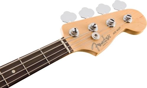 American Professional Jazz Bass® - Sonic Gray